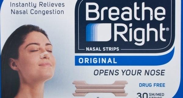 Breath Right Strips