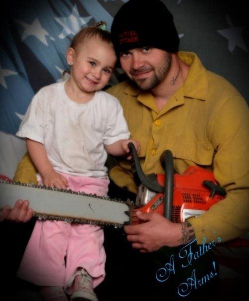 Children In Danger Chainsaw