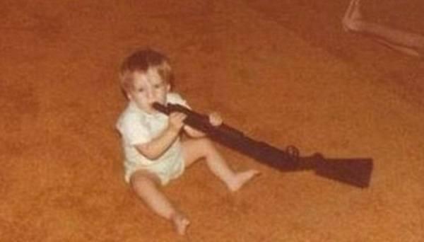 Crianças em perigo Shotgun
