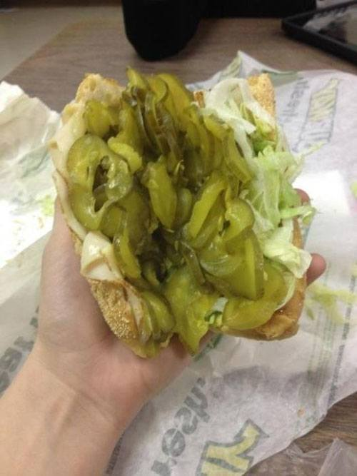 Extra Pickles