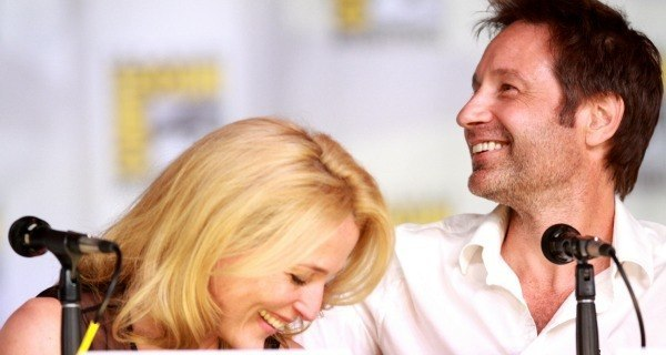 Gillian And David Chemistry
