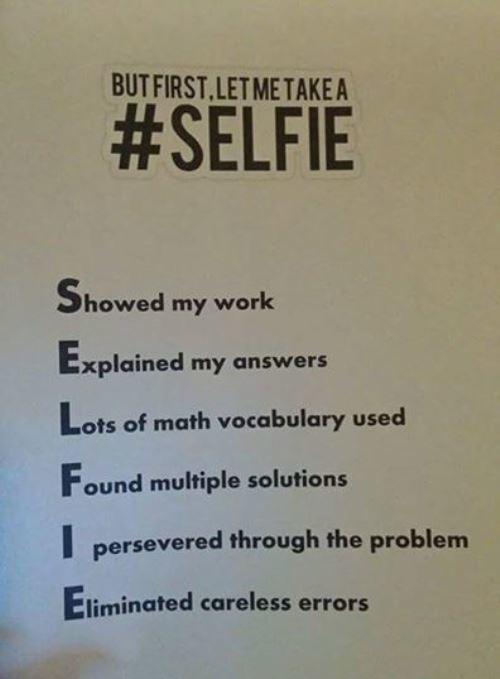 Hashtag Selfie