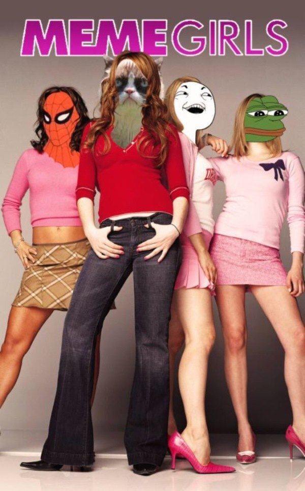 Meme Girls