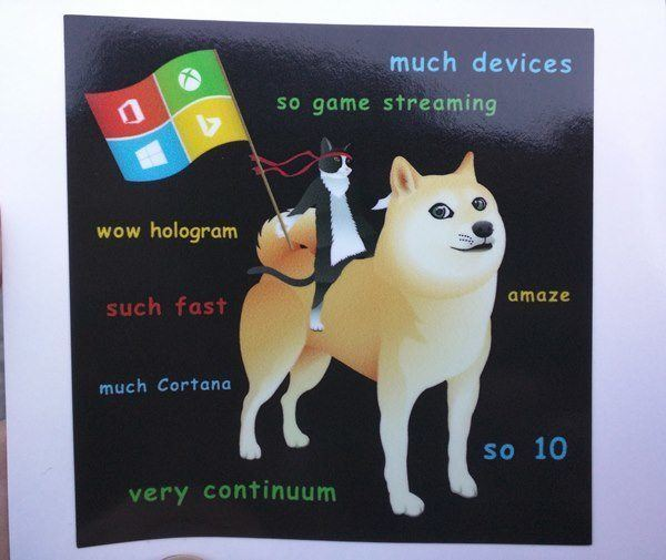 Microsoft Gets It