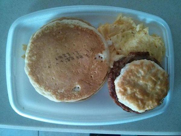 Pancake Serial