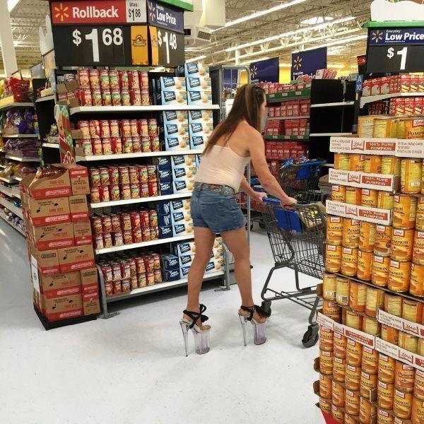 Walmart Heels
