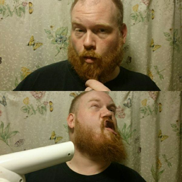 Wash And Dry Beard
