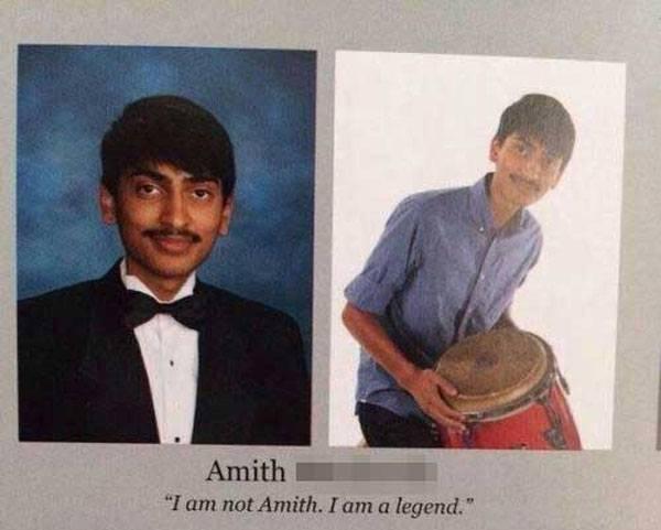 Amith A Legend