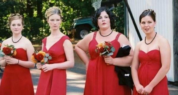 Angry Bridesmaids
