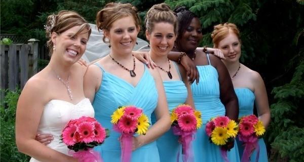 Bridesmaids Hope Groom Dies