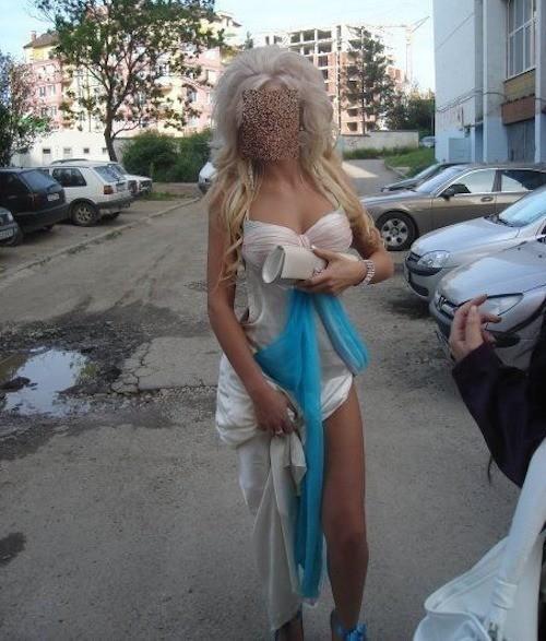 Bulgarian Prom Parking Lot