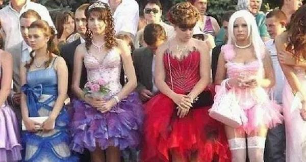 The 27 Weirdest Bulgarian Prom Photos Ever