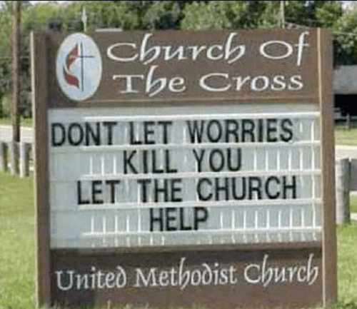 Church Helps
