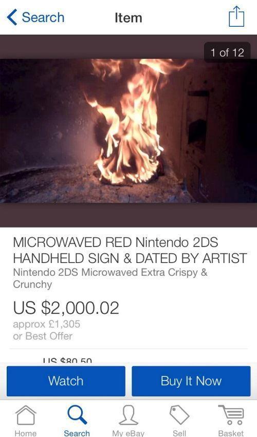 Cripsy Nintendo Ds