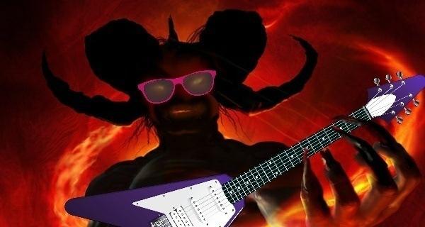 Devil Guitar