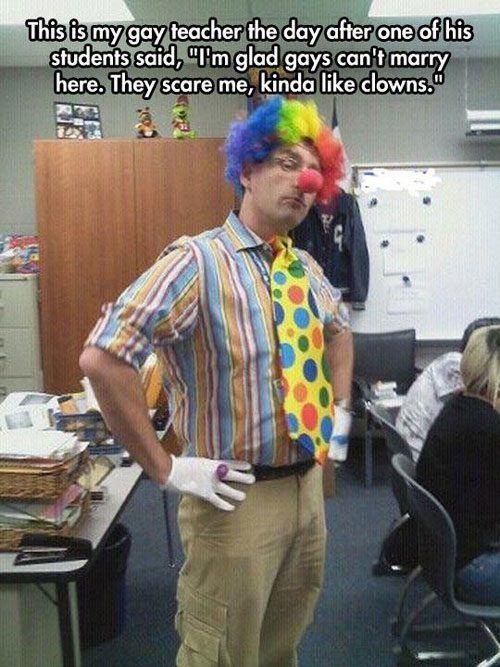 Gay Clowns