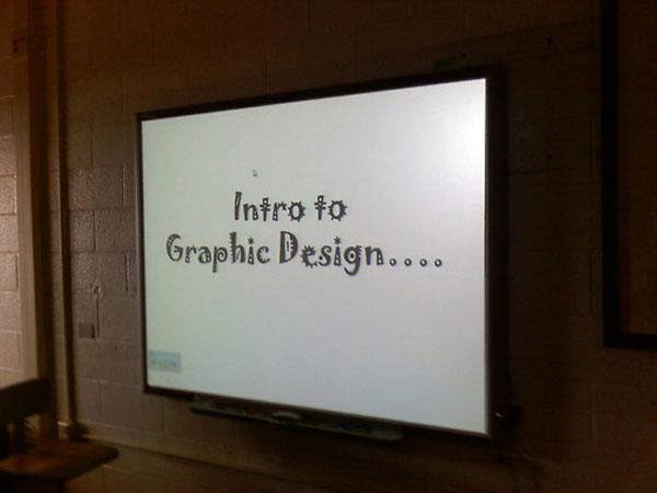 Graphic Design Teacher