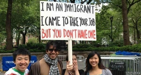 Immigant Jobs