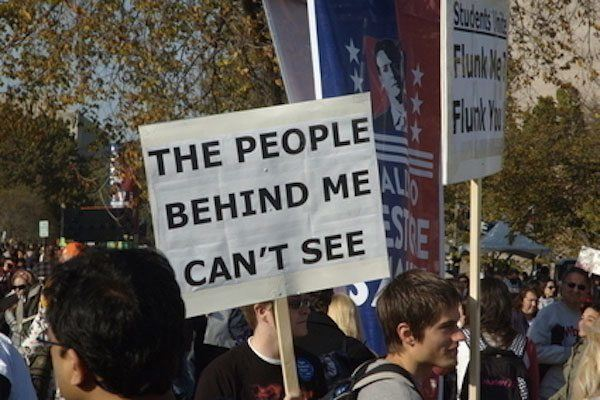 People Cant See