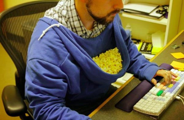 Popcorn Lazy
