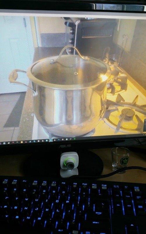 Pot Skype