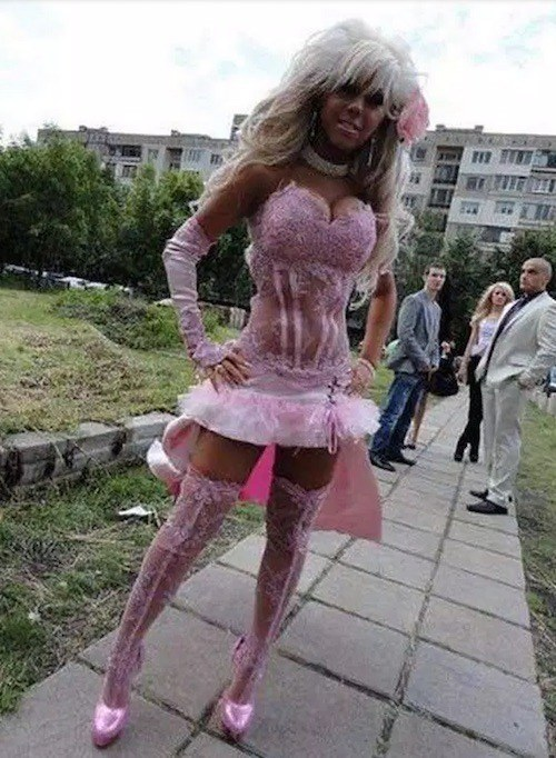 Prom Night Barbie