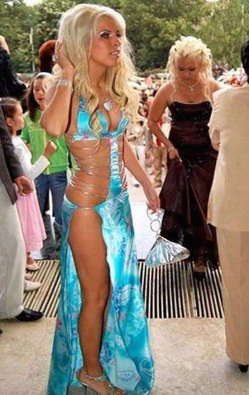 Prom Night Mermaid