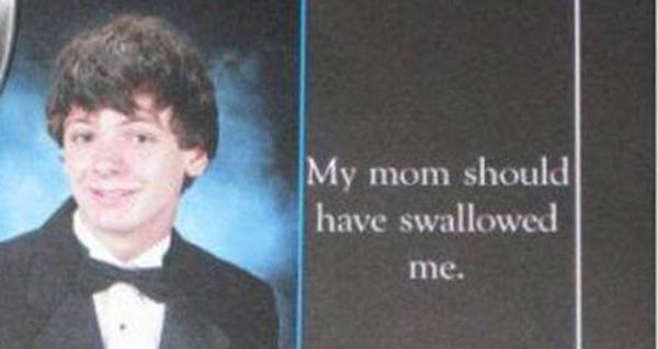 Senior Yearbook Quotes Swallow