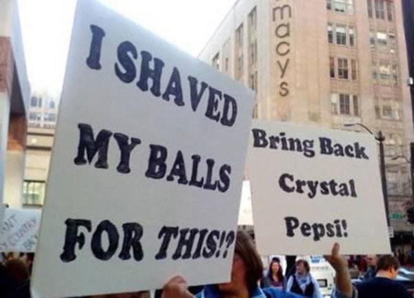 Shaved My Balls