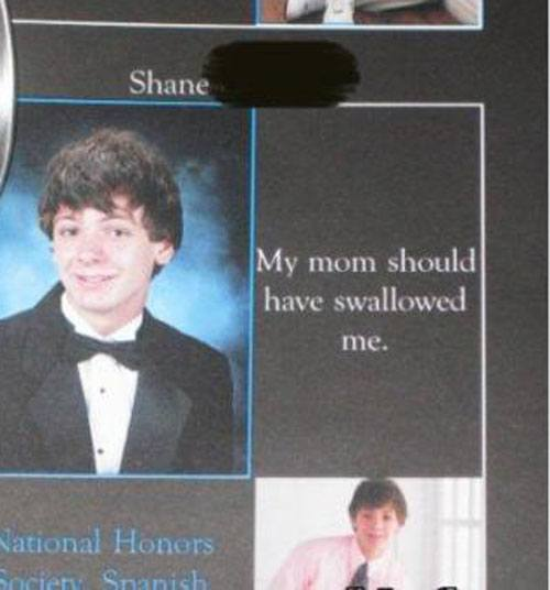 Should Have Swallowed