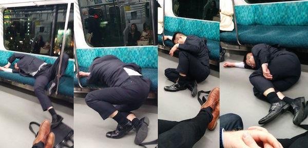 Sleeping Sequence