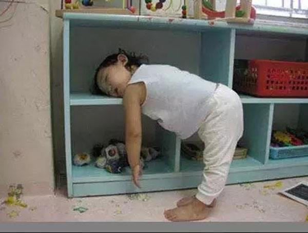 Sleeping Shelf
