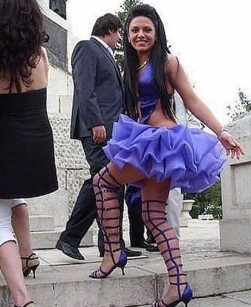 Stripper Shoes For Prom Night