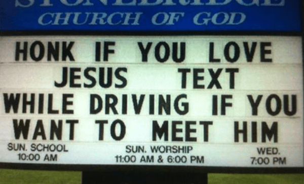 Text If You Love Jesus