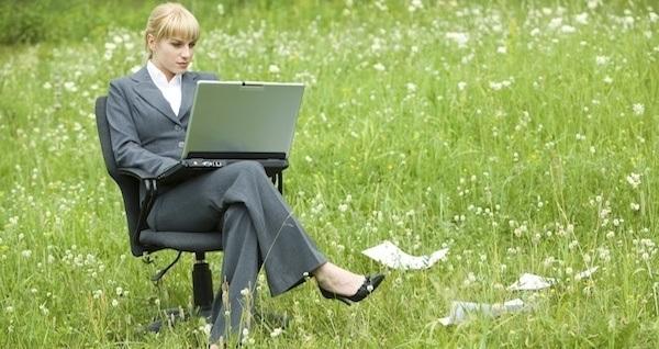 Working In Field