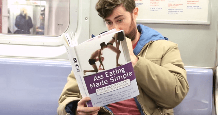 Ass Eating Made Simple