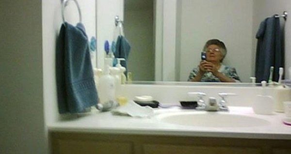 Bad Selfies