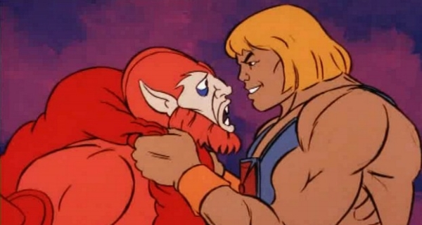 Beastman Face To Face
