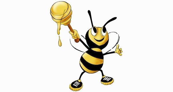 Bee Shoes Honey