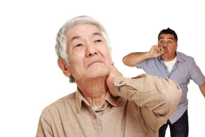 Blowgun Grandpa