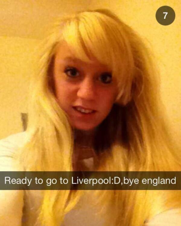 Bye England Bad Selfies
