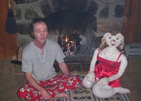 Campfire Doll