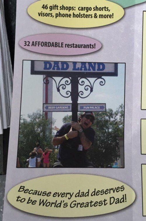 Dad Land Restaurants