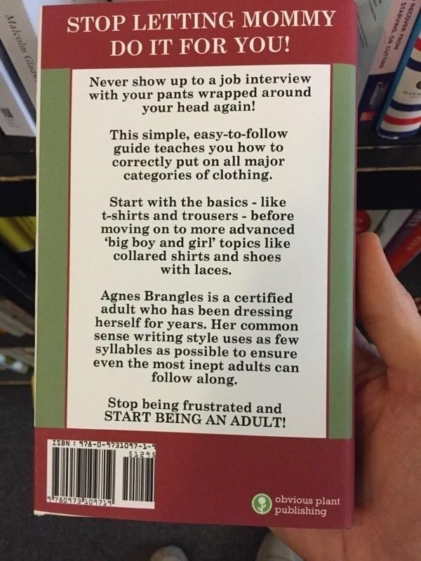 Dress Yourself Book