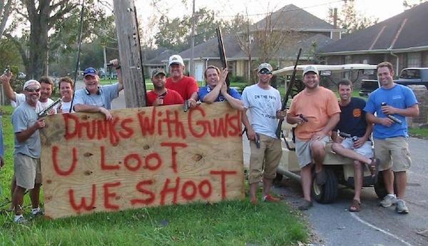 Drunks With Guns