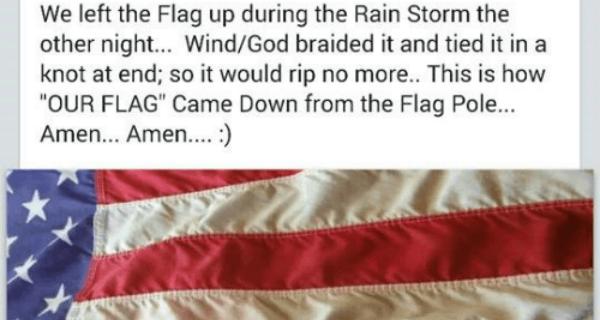Flag God