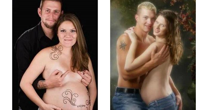 Funny Pregnancy Pictures