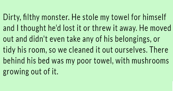 Funny Roommate Stories