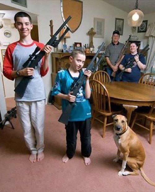 Gun Nut Family