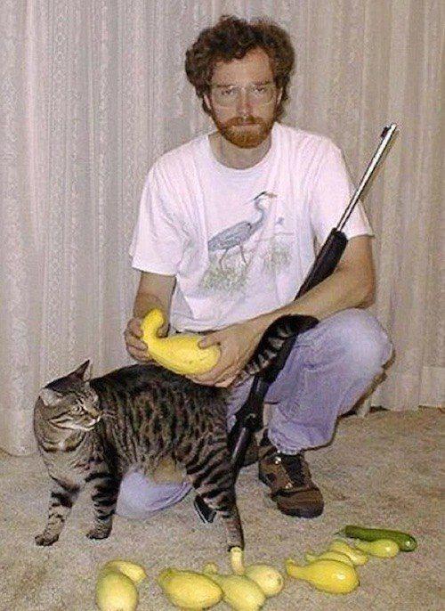 Guns And Squash